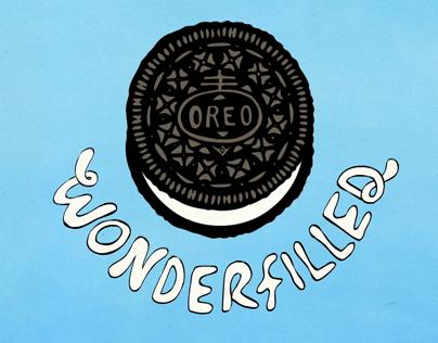 """Oreo Wonderfilled """"Daydream"""""""