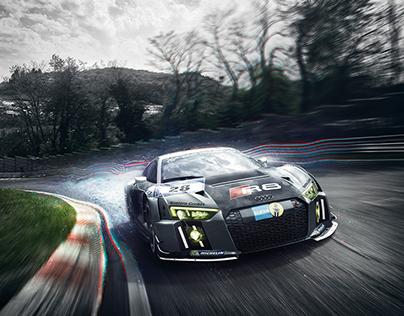 Audi Motorsport Calendar 2016