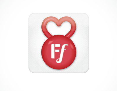 Fitness Dating Site Logo