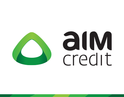 Aim Credit website