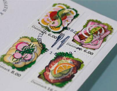 Stamps, Post Denmark