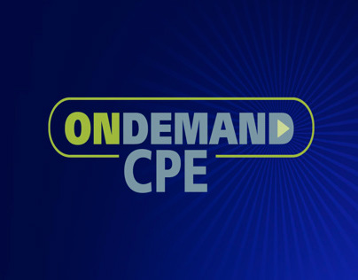 On-Demand CPE: Video, Web & Mobile Site