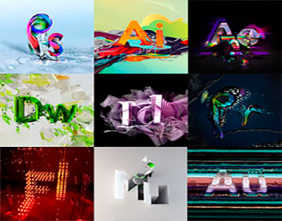 Ilustracoes Adobe Illustrator e Adobe Photoshop