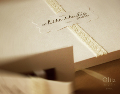 Packaging for wedding photographer
