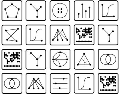 Badges for Project Rosalind (bioinformatics)