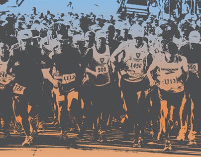 Race Promotion Ads - Nonprofit 2010 ~ 2013