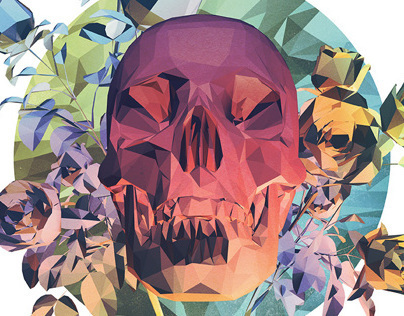 Low Poly Death