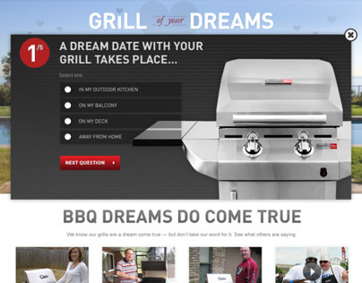 Char-Broil Grill of Your Dreams