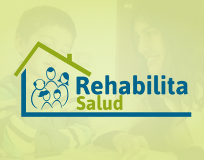 Rediseño Logotipo Rehabilita Salud