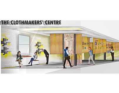 THE CLOTHMAKERS' CENTRE (The Visuals)