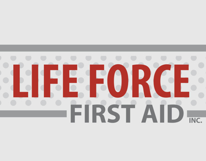 Life Force First Aid Inc. Brand Update