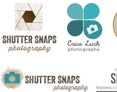 Logo Designs - Photography Industry