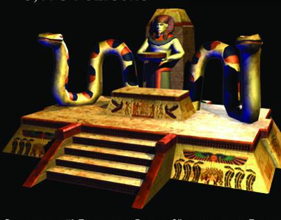 Altar of Progress (3D Model)