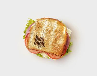 Montagu Sandwich Bistro Identity
