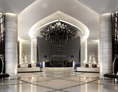 Main Lobby Interior Design