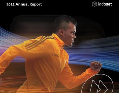 Indosat Annual Report 2012