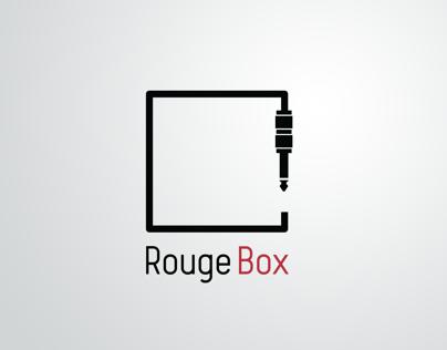 Rouge Box // Corporate Id // Logo