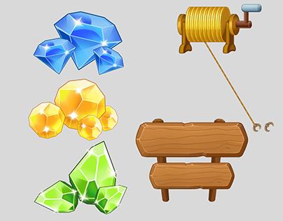 Gold Rush Minigame