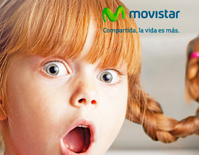 CAMPAÑA MOVISTAR FUSIÓN 4G Y CONTRATO VEINTE