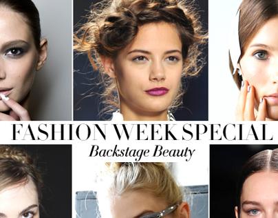 Harper's Bazaar | Fashion Week S/S 2014
