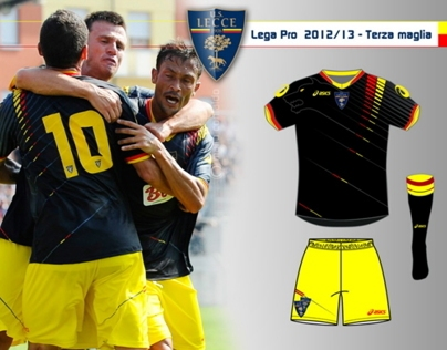 Tenute da gioco U.S. Lecce / Official Apparel
