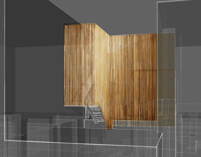 Concept Design of a Coverage for a bridge