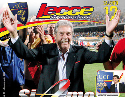 U.S. Lecce Magazine / Match Day program