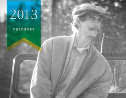 Movember Fundraising Calendars