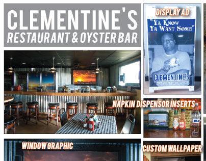 Clementine's Restaurant & Oyster Bar