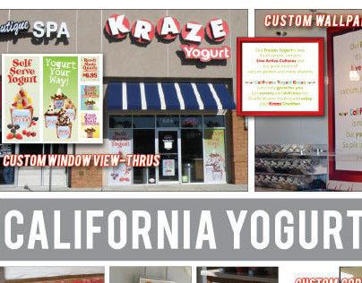 California Yogurt Kraze