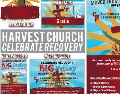 Harvest Church Celebrate Recovery