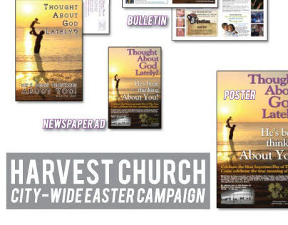 Harvest Church City-Wide Easter Campaign