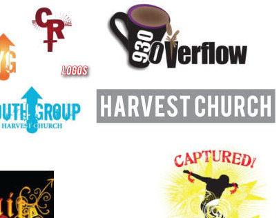 Harvest Church Logos