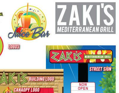 Zaki's Mediterranean Grill