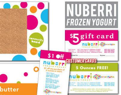 Nuberri Frozen Yogurt