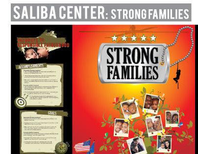 Saliba Center for Families: Strong Families
