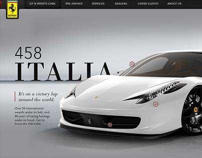 Ferrari Pitch