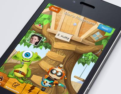 Finance App for Kids