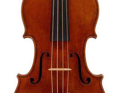 'Lady Blunt' Stradivarius of 1721
