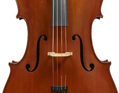 A French Cello by Charles Jean Baptiste Collin, 1925