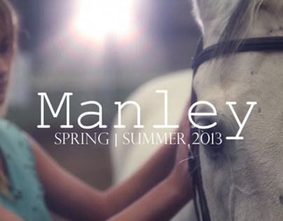 MANLEY | Fashion Film