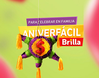 Aniverfácil - Brilla