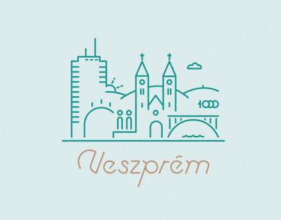 Veszprem city