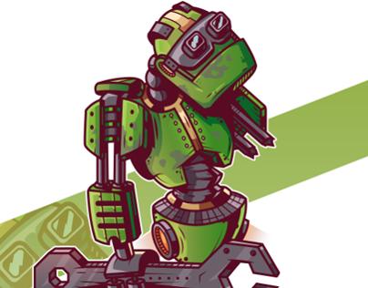 RGB Robots