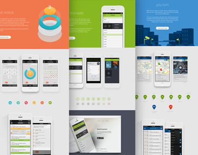 Plainwhite website Design & development