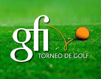 GFI Poster Torneo de Golf