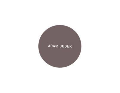 Adam Dudek - portfolio