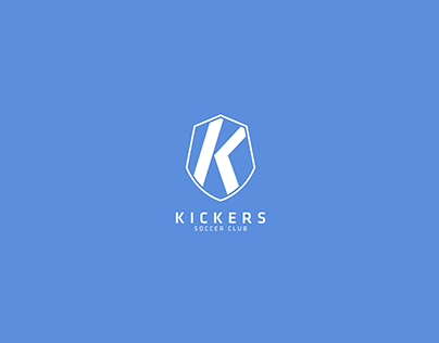 Kickers Soccer Club Branding Project