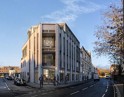BUILDING RENOVATION IN LONDON