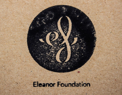 The Eleanor Foundation Branding